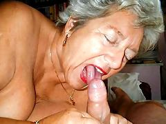 Kinky old ladies getting wet and wild